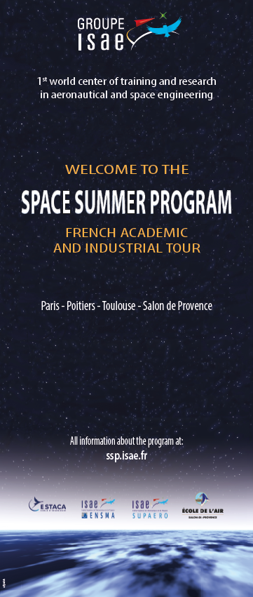 Space Summer - Groupe ISAE